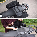 58L Waterproof Motorcycle Saddlebag Universal fitting