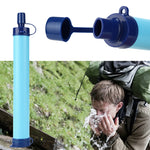 Emergency Life Survival Purifier Water Filter Straw