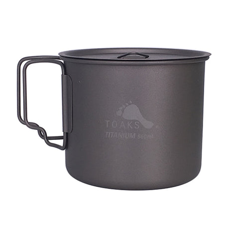 TOAKS Titanium Pot Mug Bowl 3 in1 500ml 650ml 750ml 1100ml