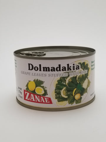Zanae Dolmades 370g - Nick's International Foods