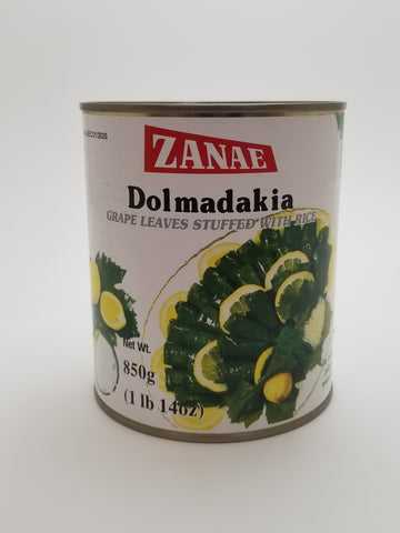 Zanae Dolmades 850g - Nick's International Foods
