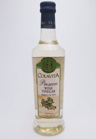 Colavita Prosecco Wine Vinegar 17oz - Nick's International Foods