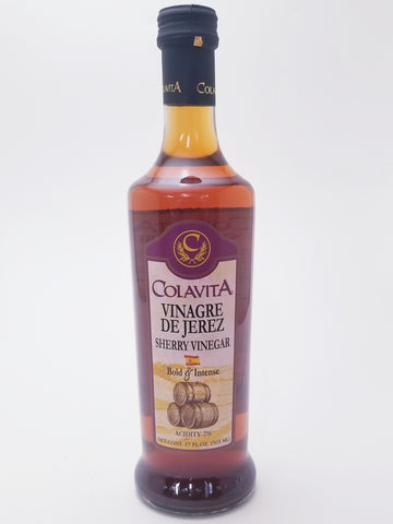 Colavita Sherry Vinegar 500ml - Nick's International Foods