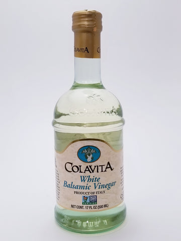 Colavita White Balsamic Vinegar 500ml - Nick's International Foods