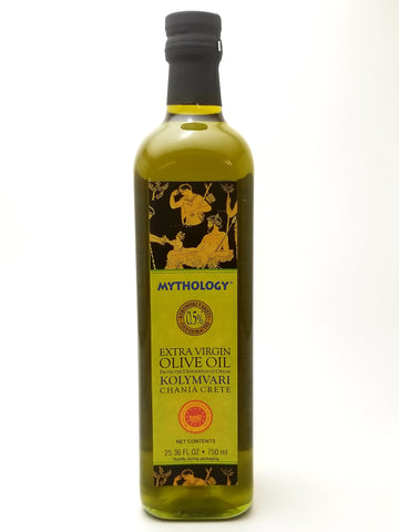 Mythology Extra Virgin Olive Oil 750ml - Nick's International Foods