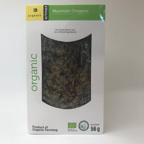 Krinos Greek Mountain Oregano 56g