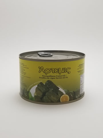 Artemis Dolmades 14oz - Nick's International Foods