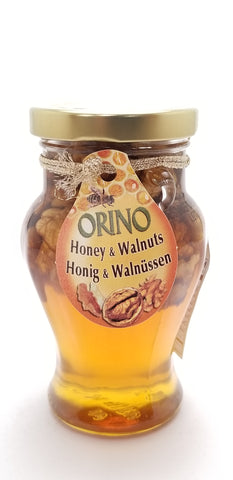 Orino Honey w/ Walnuts 8.8oz