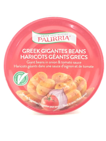 Palirria Baked Giant Greek Beans 280g - Nick's International Foods