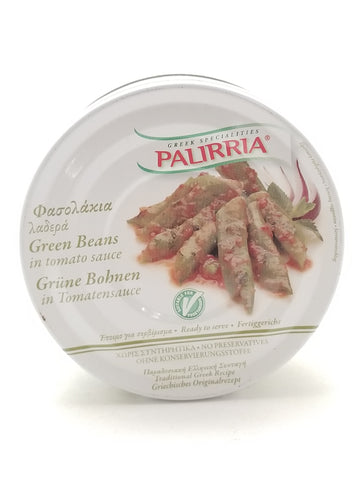 Palirria Green Beans in Oil 10oz - Nick's International Foods