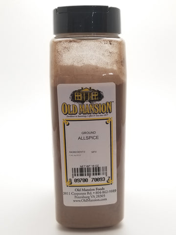 Allspice Ground 18oz - Nick's International Foods