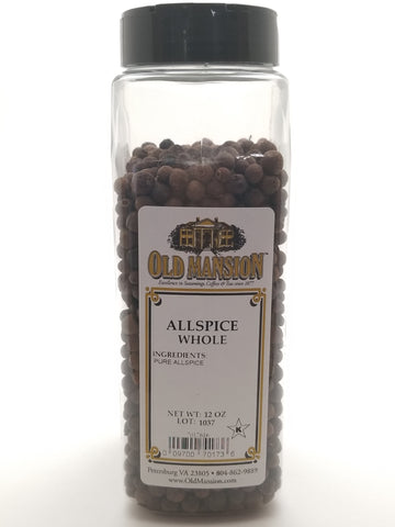 Allspice Whole 12oz - Nick's International Foods