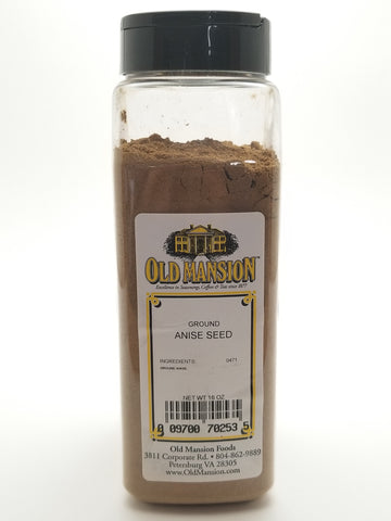 Anise Seed Ground 16oz