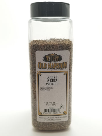 Anise Seed Whole 14oz - Nick's International Foods