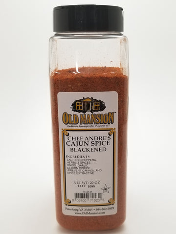 Chef Andre's Blackened Cajun Spice 20oz - Nick's International Foods