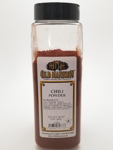 Chili Powder 16oz - Nick's International Foods