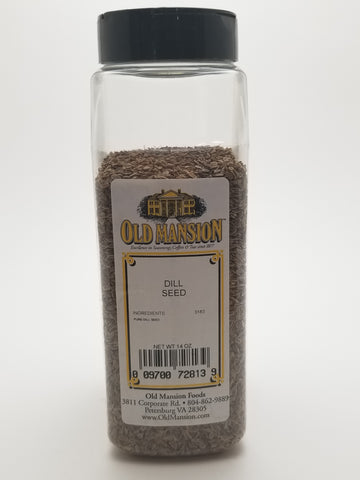 Dill Seed 14oz - Nick's International Foods