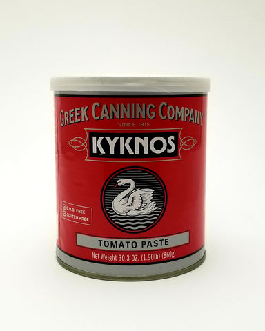 Kyknos Tomato Paste 30.3oz - Nick's International Foods