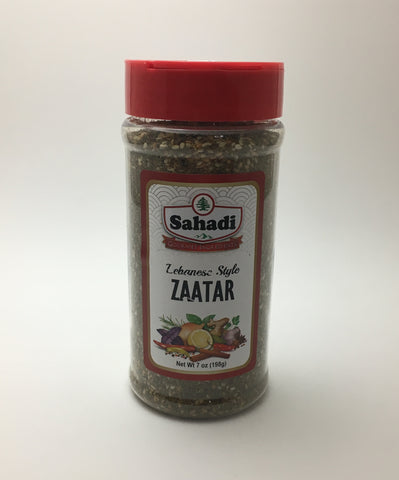 Lebanese Style Zaatar 7oz - Nick's International Foods