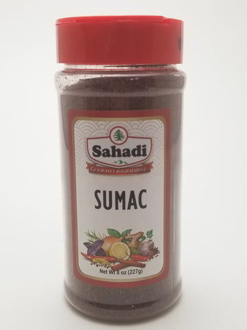 Sumac 8oz - Nick's International Foods