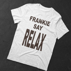 Frankie Say Relax - Friends - Grafitty