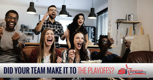 Did Your Team Make it to the Playoffs? | Sports Integrity