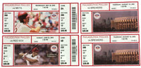 2003 Philadelphia Phillies Lot of 4 Tickets - Sports Integrity
