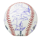 2006 New York Yankees Team Signed Baseball Jeter Rivera + More Steiner - Sports Integrity