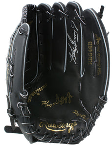 Ken Griffey Jr Seattle Mariners Signed Rawlings Player Model Baseball Glove BAS