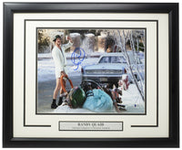 Randy Quaid Signed Framed 11x14 Christmas Vacation Photo BAS ITP
