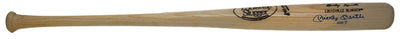 Mickey Mantle Yankees Signed Louisville Commemorative Bat No.7 Inscribed JSA