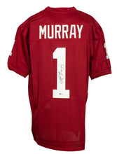 Kyler Murray Signed Custom Maroon College Football Jersey BAS