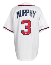 Dale Murphy Signed Custom White Baseball Jersey PSA/DNA