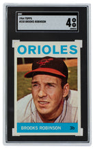 Brooks Robinson Baltimore Orioles 1964 Topps #230 Baseball Card VG EX