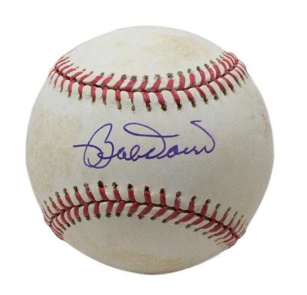 Bob Doerr Red Sox Signed Official American League Baseball BAS H19743 - Sports Integrity