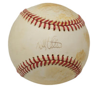 Bobby Valentine Signed New York Mets American League Baseball BAS - Sports Integrity