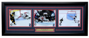 Braden Holtby Framed 16x39 Washington Capitals 2018 Stanley Cup The Save Collage