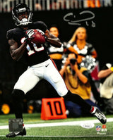 Calvin Ridley Signed Atlanta Falcons 8x10 Football Photo JSA - Sports Integrity