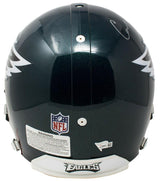 Carson Wentz Signed Eagles Full Size Authentic Proline Helmet Fanatics - Sports Integrity
