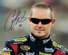 Casey Mears Nascar Signed National Guard 8x10 Photo SI - Sports Integrity