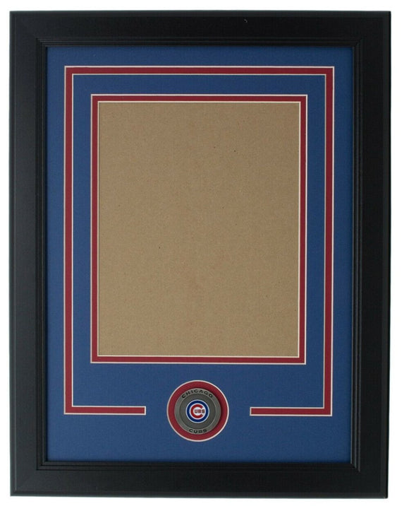 Chicago Cubs 8x10 Vertical Photo Frame Kit - Sports Integrity
