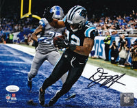 D.J. Moore Signed Carolina Panthers 8x10 Touchdown Photo JSA ITP - Sports Integrity