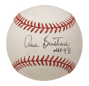 Don Sutton Signed Los Angeles Dodgers MLB Baseball HOF 98 BAS V47130 - Sports Integrity