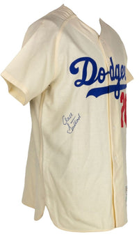 Don Sutton Signed Mitchell &Ness Cooperstown Collection Jersey BAS LOA - Sports Integrity