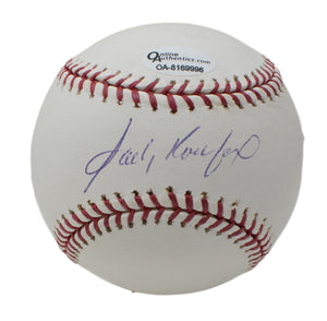 Sandy Koufax Dodgers Single Signed Official Major League Baseball BAS A64230