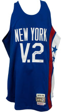 Julius Dr. J Erving Signed NBA Street New York V.2 M&N Jersey