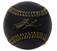 Fernando Tatis Jr. Signed San Diego Padres Black MLB Baseball JSA SD81018 - Sports Integrity
