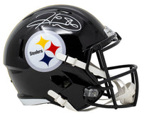 Hines Ward Signed Full Size Pittsburgh Steelers Speed Replica Helmet BAS ITP