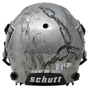 Jason Witten Signed Full Size Authentic Hydro Chain Helmet BAS WC47382 - Sports Integrity