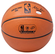 Jerry West Signed Los Angeles Lakers Spalding Replica Basketball JSA - Sports Integrity